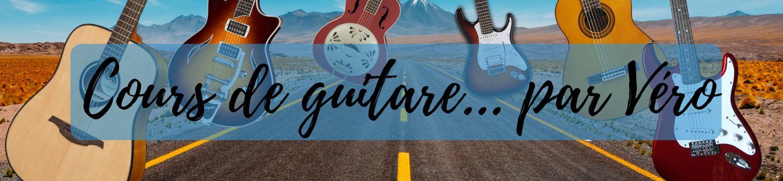 Cours de guitare en Nord Isère pour enfants, ados, adultes
